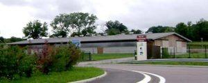 Hall d'exposition Auxois Sud Expo à Créancey