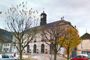 Hôtel de ville de Bligny sur Ouche