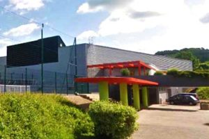 Salle omnisports à Pouilly en Auxois