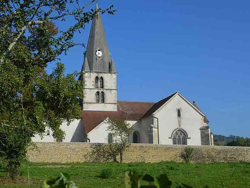 Eglise à Arconcey