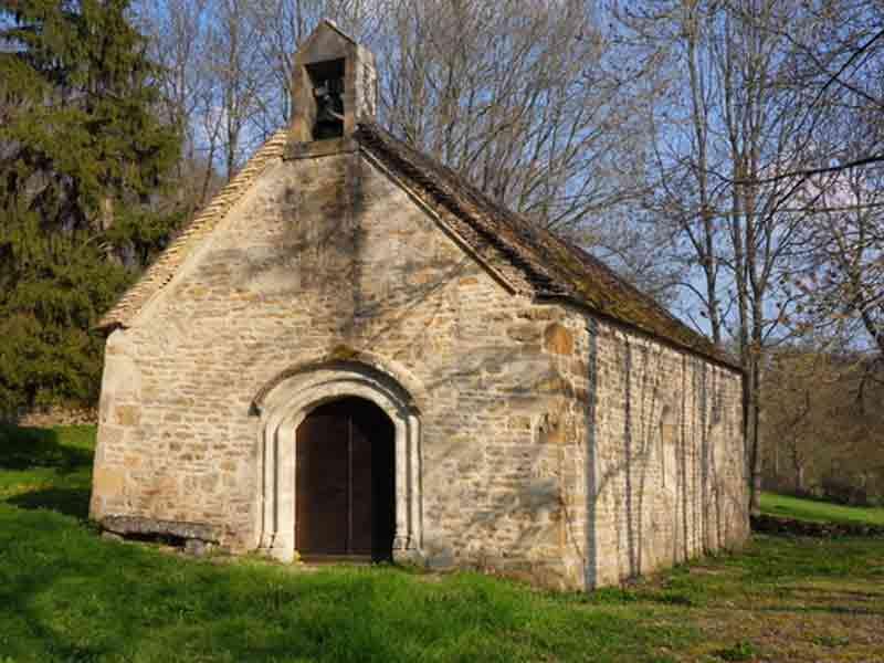 Chapelle St Martin à Beurey Bauguay