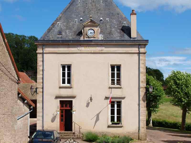 Mairie de Chatellenot