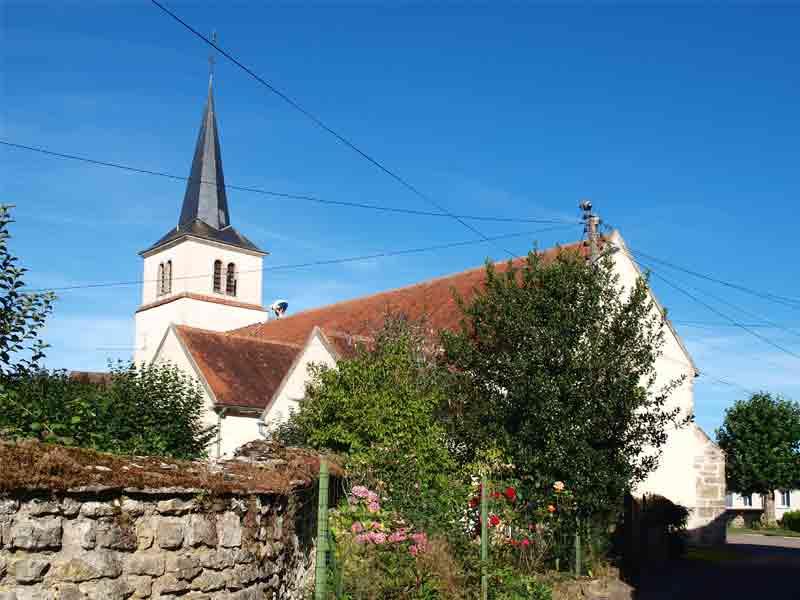 Eglise à Mâconge