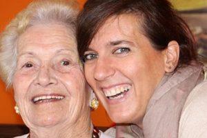Personne âgée et aide à domicile