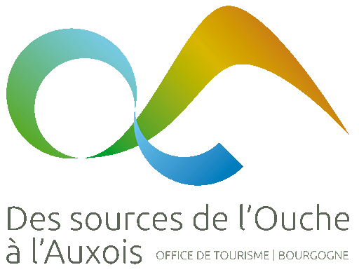 logo de l'office de tourisme des Sources de l'Ouche à l'Auxois