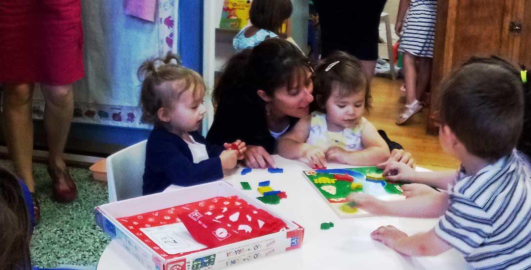 Le Relais Petite Enfance à l'école
