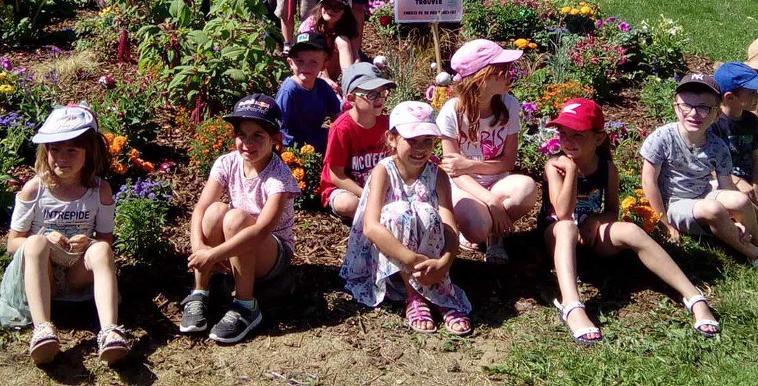 Trophée des petits jardiniers de Côte d'Or