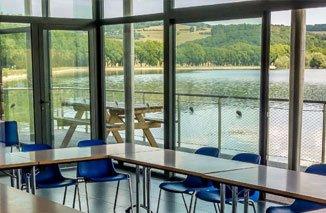 Location de salle au lac de Panthier