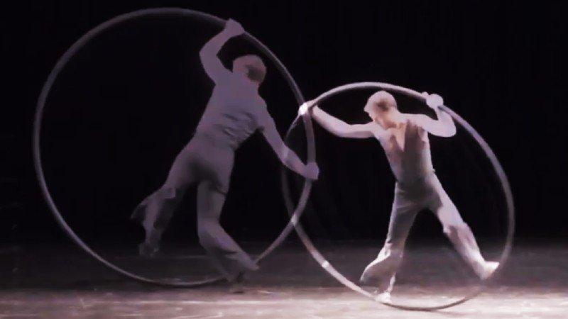 Cabaret cirque de la Compagnie Manie