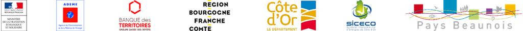 Les signataires du CTE de la CC Pouilly/Bligny