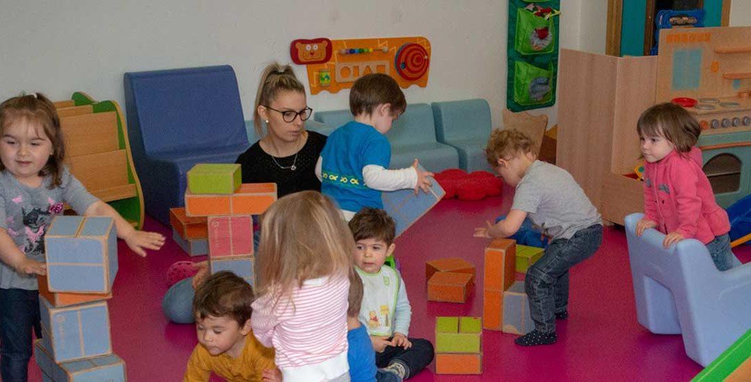 Service d'accueil des enfants durant le confinement