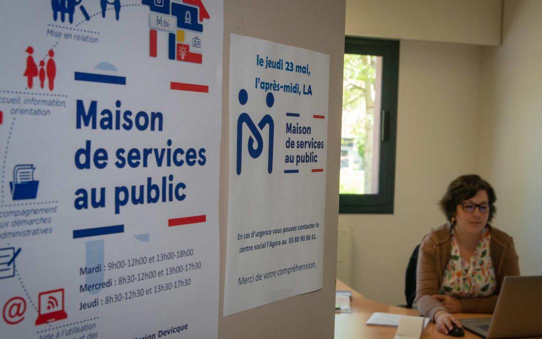 Maisons de Services au Public