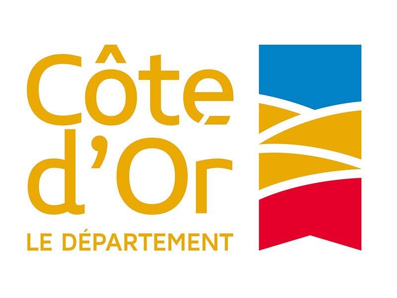 Logo du département de la Côte d'Or
