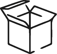 Boîtes de jouet en carton