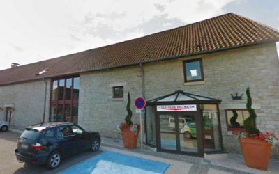 Centre de vaccination Covid à Pouilly en Auxois